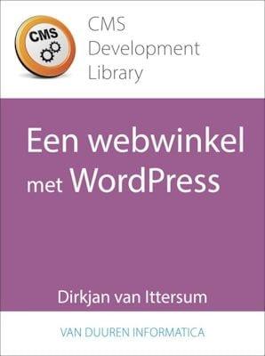 Webwinkel met WordPress