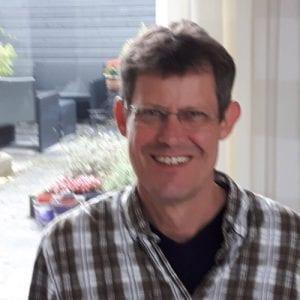 presentator Gilles in Online Cursus WordPress