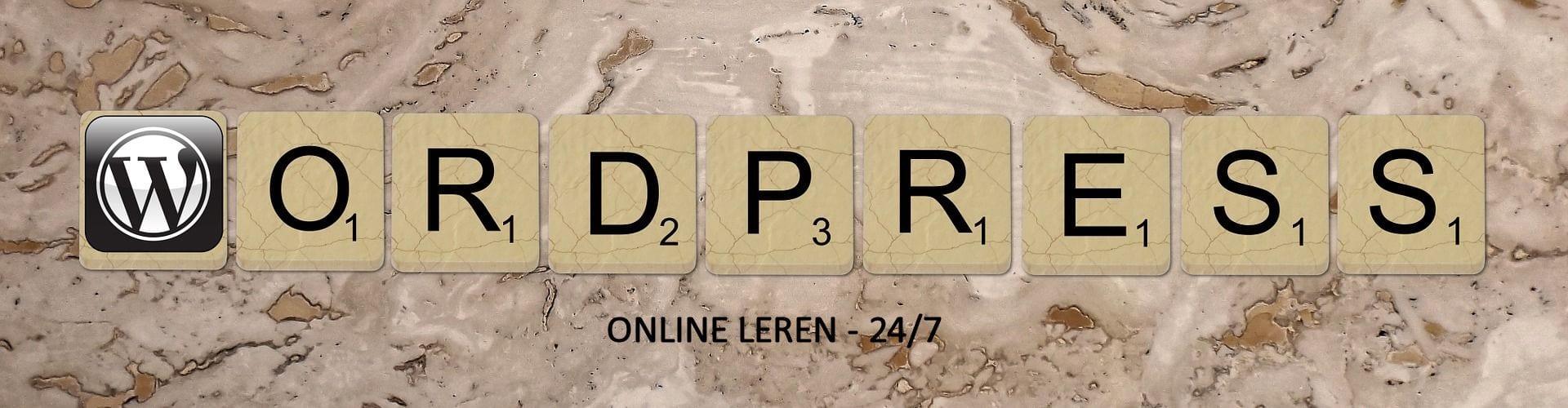 Online Cursus WordPress instructeur Gilles in Rotterdam