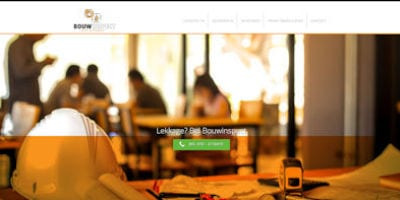 Meij websitebouwer Rijswijk met belknop