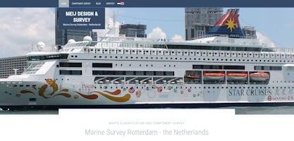 Meij webdesign Rijswijk met internationale website