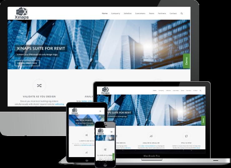 website laten bouwen Delft, responsive en seo geoptimaliseerd