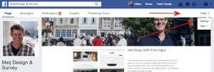 facebookinstellingen